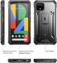 Load image into Gallery viewer, Google Pixel 4 Case Dual Shockproof