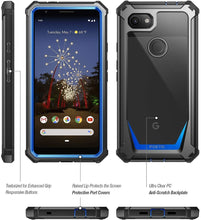 Load image into Gallery viewer, Google Pixel 4 Case Military