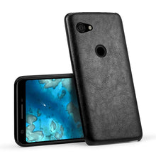 Load image into Gallery viewer, Best Google Pixel 3A Textured Leather Case - Free Next Day Delivery