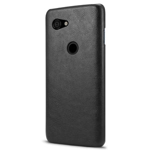 Best Google Pixel 3A Textured Leather Case - Free Next Day Delivery
