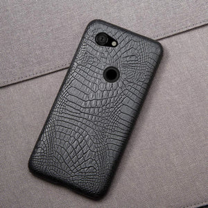 Best Google Pixel 3A Vintage Texture Case - Free Next Day Delivery