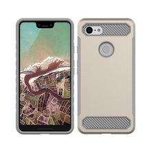 Load image into Gallery viewer, Best Google Pixel 3XL Carbon Fiber Case - Free Next Day Delivery