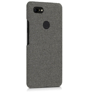 Best Google Pixel 3XL Fabric Texture Case - Free Next Day Delivery
