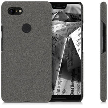 Load image into Gallery viewer, Best Google Pixel 3XL Fabric Texture Case - Free Next Day Delivery