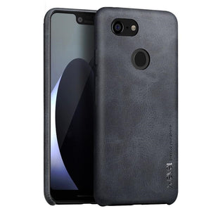 Best Google Pixel 3XL Luxury Leather Case - Free Next Day Delivery