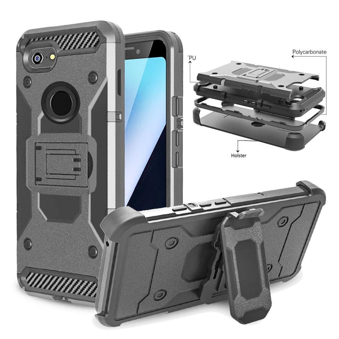 Best Google Pixel 3 Rugged Steel Case - Free Next Day Delivery