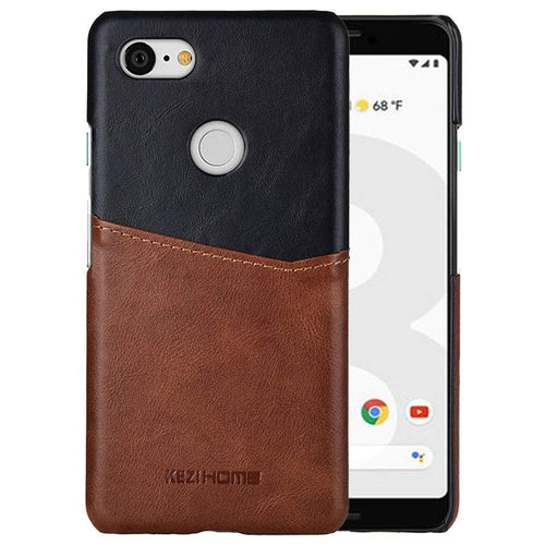 Google Pixel 3 Vintage Leather Case