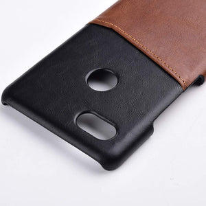 Best Google Pixel 3 Vintage Leather Case - Free Next Day Delivery