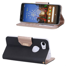 Load image into Gallery viewer, Best Google Pixel 3a XL Wallet Leather Case - Free Next Day Delivery