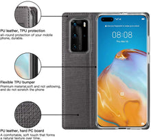 Load image into Gallery viewer, Huawei P40 Pro Case Flip Kickstand