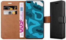 Load image into Gallery viewer, Huawei P40 Pro Case Leather Wallet