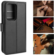 Load image into Gallery viewer, Huawei P40 Pro Case Premium Leather