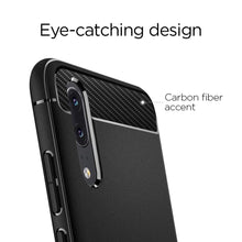 Load image into Gallery viewer, Best Huawei P20 Carbon Fiber Case - Free Next Day Delivery