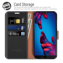 Load image into Gallery viewer, Best Huawei P20 Card Holder Case - Free Next Day Delivery