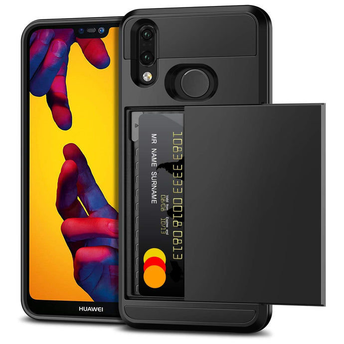 Best Huawei P20 Lite Hidden Card Case - Free Next Day Delivery