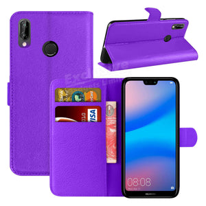 Best Huawei P20 Lite Leather Case - Free Next Day Delivery
