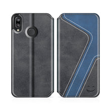 Load image into Gallery viewer, Huawei P20 Lite Premium Leather Case