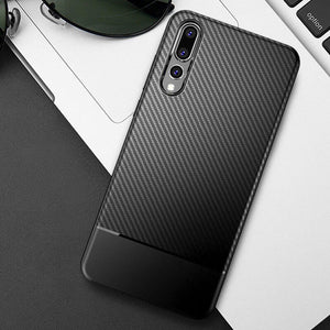 Best Huawei P20 Pro Carbon Fiber Case - Free Next Day Delivery