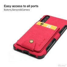 Load image into Gallery viewer, Best Huawei P20 Pro Card Holder Case - Free Next Day Delivery