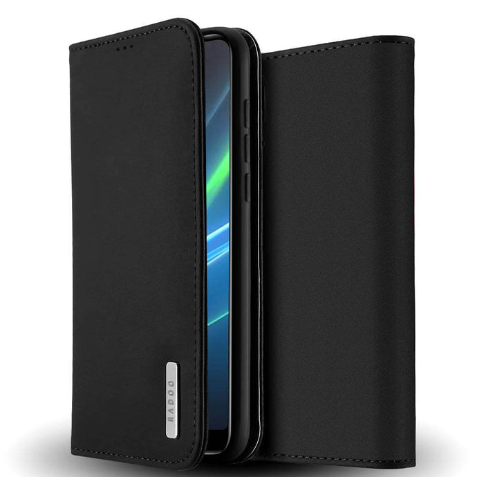 Huawei P20 Pro Slim Leather Case