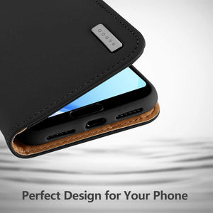 Best Huawei P20 Slim Leather Case - Free Next Day Delivery