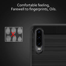 Load image into Gallery viewer, Best Huawei P30 Carbon Fiber Case - Free Next Day Delivery