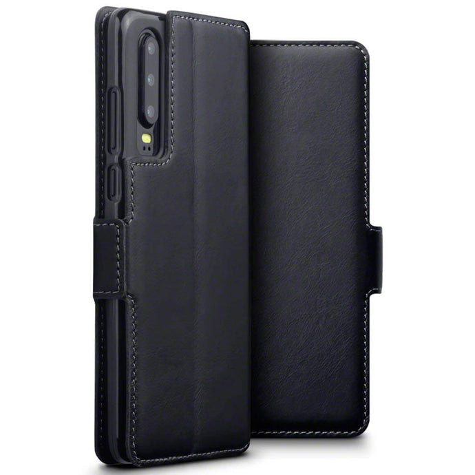 Best Huawei P30 Leather Case - Free Next Day Delivery