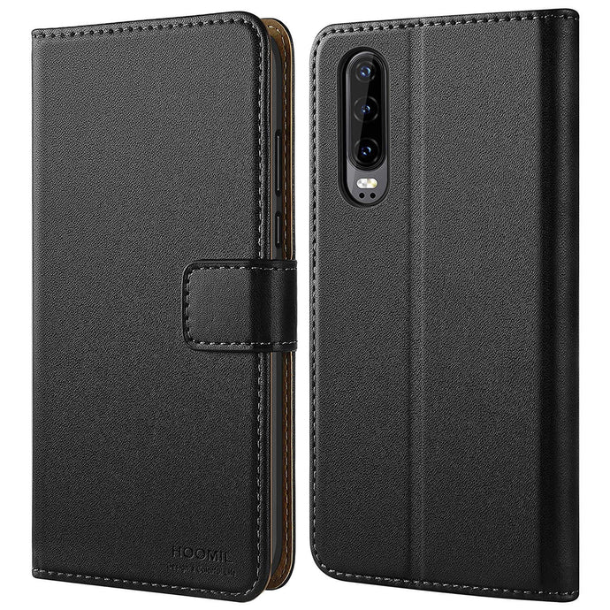 Best Huawei P30 Premium Leather Case - Free Next Day Delivery