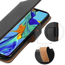 Load image into Gallery viewer, Best Huawei P30 Premium Leather Case - Free Next Day Delivery