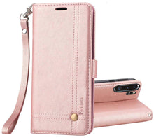 Load image into Gallery viewer, Best Huawei P30 Pro Magnetic Wallet Case - Free Next Day Delivery