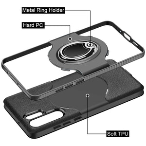 Best Huawei P30 Pro Metal Holder Case - Free Next Day Delivery