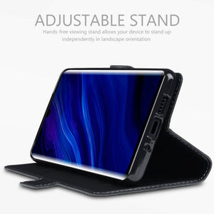 Best Huawei P30 Pro Slim Leather Case - Free Next Day Delivery