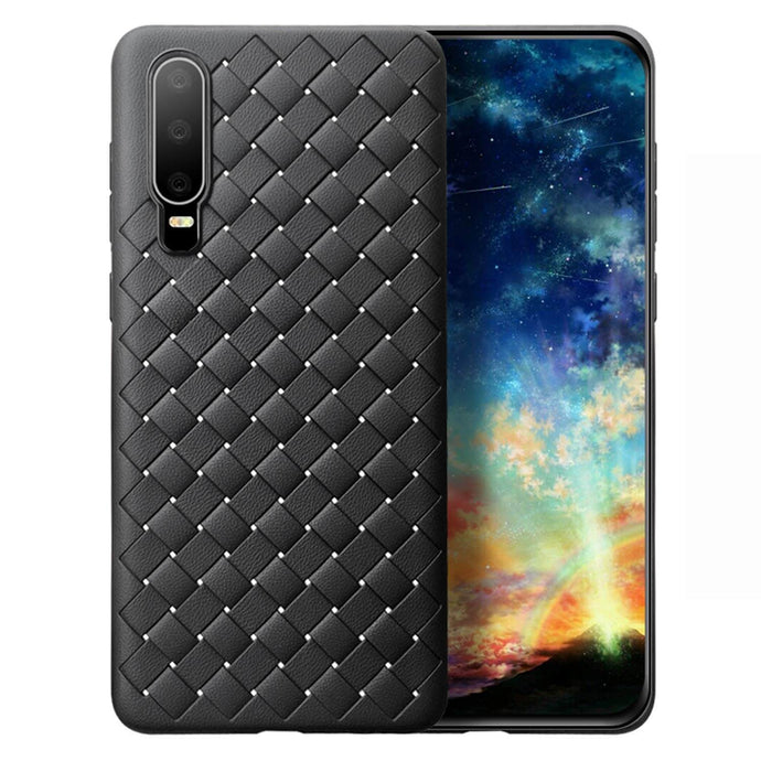 Best Huawei P30 Texture Case - Free Next Day Delivery