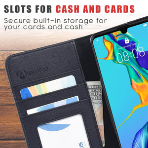 Best Huawei P30 Wallet Case - Free Next Day Delivery