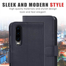 Load image into Gallery viewer, Best Huawei P30 Wallet Case - Free Next Day Delivery