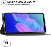 Load image into Gallery viewer, Huawei P40 Lite Case Flip Kickstand