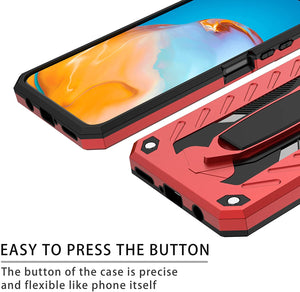 Huawei P40 Lite Case Heavy Duty