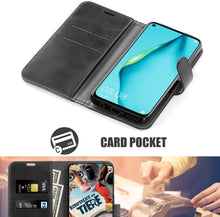 Load image into Gallery viewer, Huawei P40 Lite Case Leather Wallet