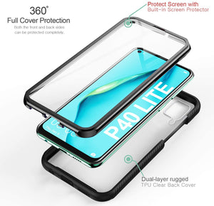 Huawei P40 Lite Case Shockproof