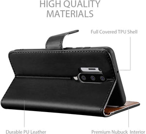 OnePlus 8 Case Leather Wallet