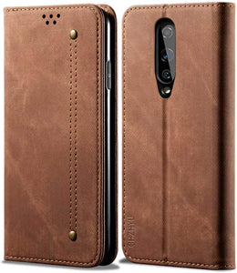 OnePlus 8 Case Premium Leather