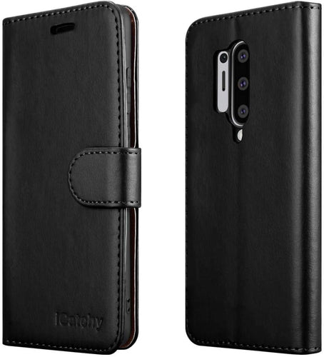 OnePlus 8 Pro Case Leather Wallet