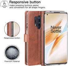 Load image into Gallery viewer, OnePlus 8 Pro Case Wallet