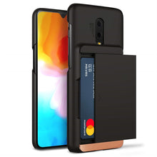 Load image into Gallery viewer, Best OnePlus 6T Hidden Wallet Case - Free Next Day Delivery