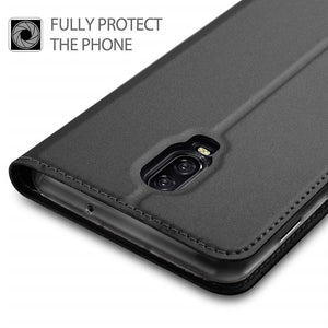 Best OnePlus 6T Leather Case - Free Next Day Delivery