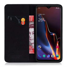 Load image into Gallery viewer, Best OnePlus 6T Premium Leather Case - Free Next Day Delivery