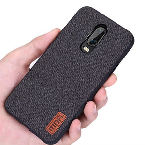 Best OnePlus 6T Texture Case - Free Next Day Delivery