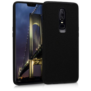 Best OnePlus 6 Material Case - Free Next Day Delivery