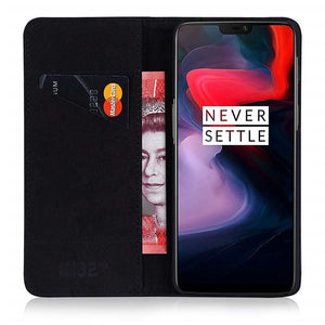 Best OnePlus 6 Premium Leather Case - Free Next Day Delivery