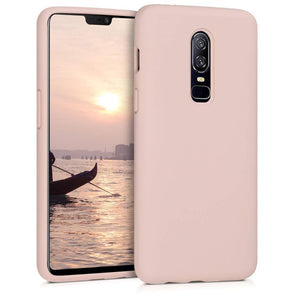 Best OnePlus 6 Silicone Case - Free Next Day Delivery